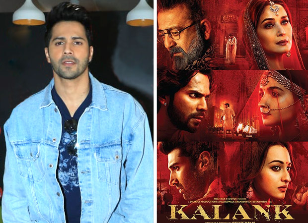 Varun Dhawan defends the plot of Kalank after rumours claim that it is a book adaptation