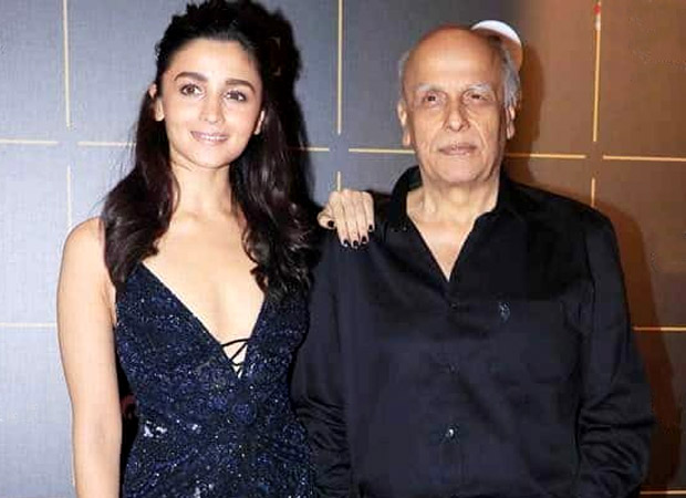 Sadak 2: Here's what Alia Bhatt has to say about Mahesh Bhatt as the director!