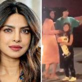 This video of Priyanka Chopra fans welcoming their 'Desi Girl' is going viral!