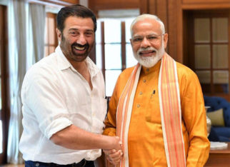 PM Narendra Modi met Sunny Deol, here's what he had to say about him
