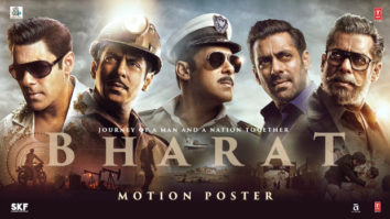 Salman Khan gives a glimpse of Bharat's complete journey in the new motion poster