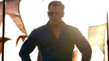 Salman Khan posts a dapper still from Dabangg 3 as the team wraps up their Maheshwar schedule
