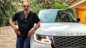 Sanjay Dutt welcomes a new family member and we're in love with it!