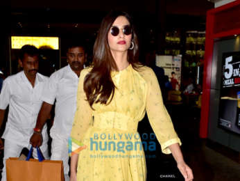 Sonam Kapoor Ahuja, Disha Patani and others spotted at the airport