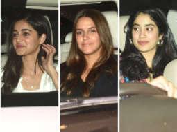 Star studded screening of film Kalank