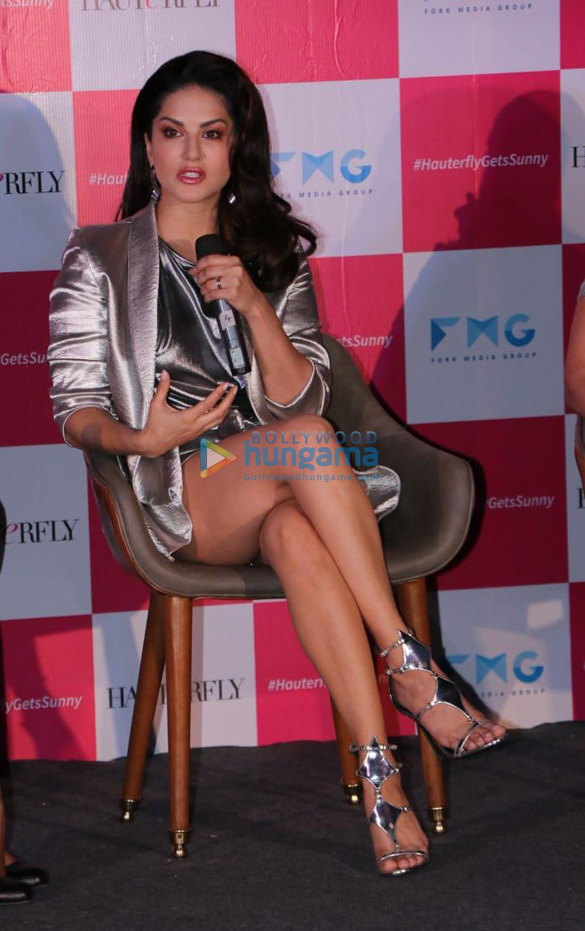 Sunny Leone announced as the face of the digital platform Hauterfly (4)