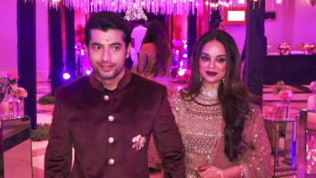 UNCUT Sangeet Ceremony of Actor Sharad Malhotra and Ripci Bhatia with many TV Celebs