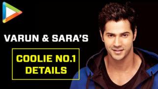 Varun Dhawan & Sara Ali Khan's Coolie No.1 Remake EXCLUSIVE Details David Dhawan Govinda