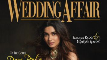 Diana Penty On The Covers Of Wedding Affair