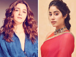 What's Your Pick Alia Bhatt in Flor et.al or Janhvi Kapoor in Manish Malhotra