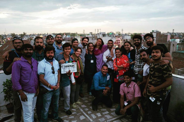 It's a wrap for Chhapaak! Deepika Padukone and team completes the Delhi schedule of the film
