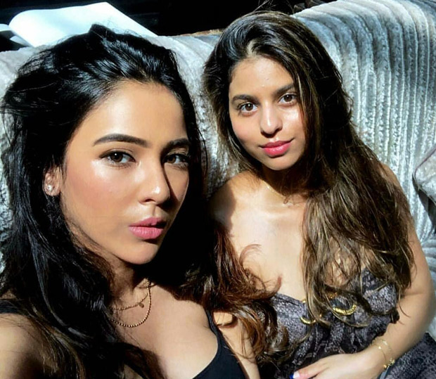 Suhana Khan proves that she is the internet sensation yet again in this new photo on Instagram