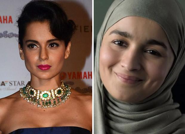 Kangana Ranaut slams Alia Bhatt yet again, criticizes her performance in Gully Boy