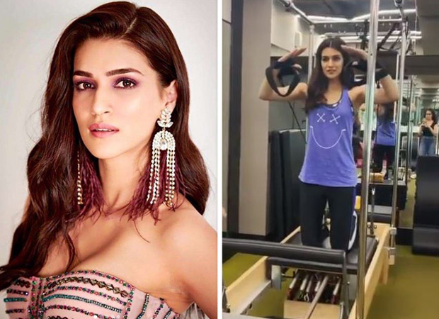 'Hail Yasmin'! Kriti Sanon has the funniest post dedicated to her fitness trainer Yasmin Karachiwala [watch video]