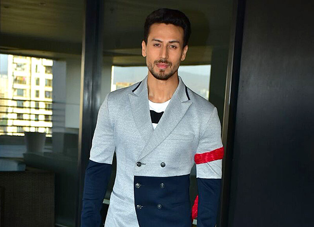 """""""I am on a wheelchair when i should be dancing"""", says Tiger Shroff about his injury"""
