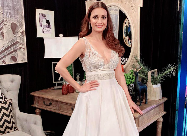 """""""I take my new responsibility as the United Nations' SDG Advocate very seriously"""" - Dia Mirza"""