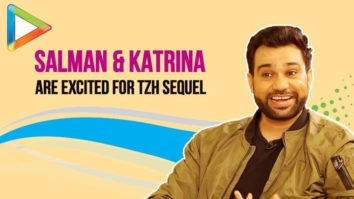 """Tiger Zinda Hai Sequel is STRONGER & HUGE than the 2nd Part"" Ali Zafar Bharat Salman Katrina"
