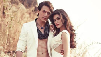 5 Years Of Heropanti: Kriti Sanon reminisces about her debut with Tiger Shroff with throwback photos