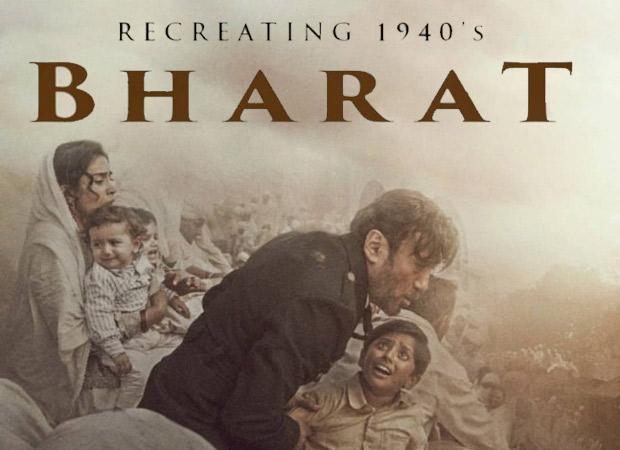 BHARAT: Here's how 1940s was recreated in the Salman Khan, Katrina Kaif starrer