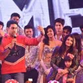 Aishwary Rai Bachchan, Abhishek Bachchan, Jaya Bachchan attend Shiamak Davar's 25th year of Summer Funk