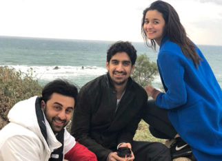Ayan Mukerji posts a video of Ranbir Kapoor prepping for his role in Brahmastra