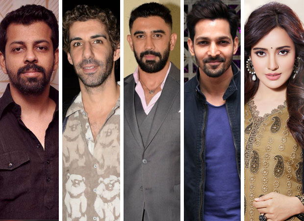 Bejoy Nambiar's next titled Taish to star Jim Sarbh, Amit Sadh, Harshvardhan Rane and Neha Sharma