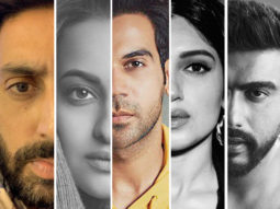 Bollywood stands in support of World Thalassemia Day by posting selfies of half of their faces