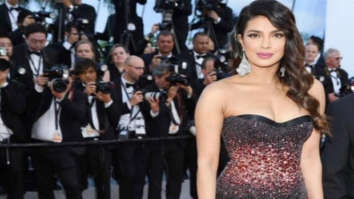 Cannes 2019 Day 1 Priyanka Chopra stuns as a sexy starlet in strapless black gown on her debut night