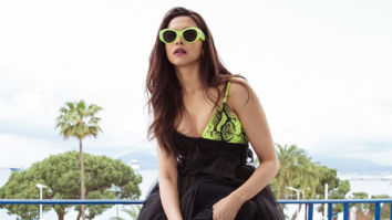 Cannes 2019 Day 2 Deepika Padukone's black and neon green outfit from Off White is all you need to get your Friday going!
