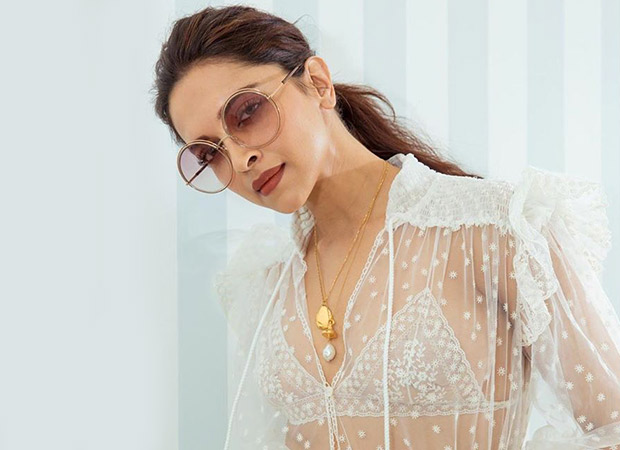 Cannes 2019 Day 2 Deepika Padukone is raising the temperature in an all-white outfit from Philosophy