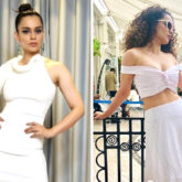 Cannes 2019: Kangana Ranaut goes from an elegant white gown to easy breezy look at the French Rivera