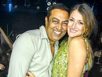 Celebs grace Vindu Dara Singh's birthday bash