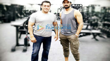 On The Sets Of The Movie Dabangg 3