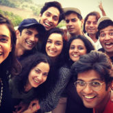 Director Nitesh Tiwari shares the making of Chhichhore's official poster featuring Sushant Singh Rajput and Shraddha Kapoor
