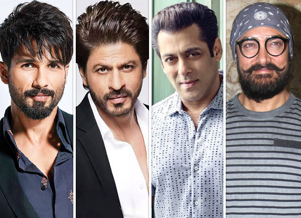 EXCLUSIVE Shahid Kapoor comments on Shah Rukh Khan, Salman Khan and Aamir Khan's CAREER (Watch Video)