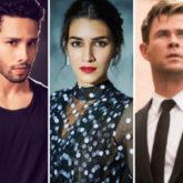 EXCLUSIVE: Siddhant Chaturvedi - Kriti Sanon to lend voices for Chris Hemsworth - Tessa Tompson in Hindi version of Men In Black: International?