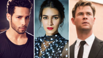 EXCLUSIVE: Siddhant Chaturvedi - Kriti Sanon to lend voices for Chris Hemsworth - Tessa Tompson in Hindi version of Men In Black: International?