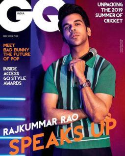 Rajkummar Rao On The Cover Of GQ