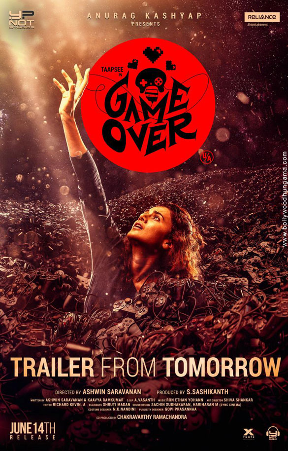 First Look Of The Movie Game Over