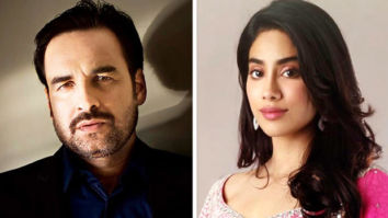 """I share a very good bond with her""- Pankaj Tripathi on playing Janhvi Kapoor's father in Gunjan Saxena biopic"