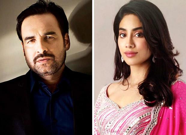 """I share a very good bond with her""- Pankaj Tripathi on playing Janhvi Kapoor's father in Gunjan Saxena biopic"