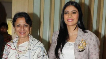 Kajol visits her mother Tanuja at Lilavati Hospital, a day after father-in-law Veeru Devgan's death