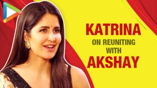 Katrina Kaif On Working with Akshay Kumar in Sooryavanshi Salman's BEST Scene in BHARAT