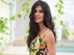 Katrina Kaif goes aesthetically floral in Dolce and Gabbana for Bharat promotions