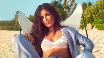 Katrina Kaif unwinds on the beach as she poses for the cover of Elle magazine
