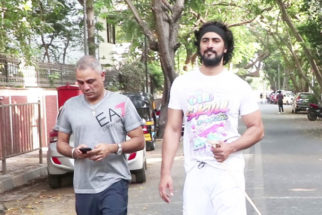 Kunal kapoor SPOTTED at Juhu