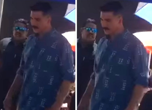 LEAKED VIDEO! Akshay Kumar's look revealed in Kanchana remake, Laaxmi Bomb
