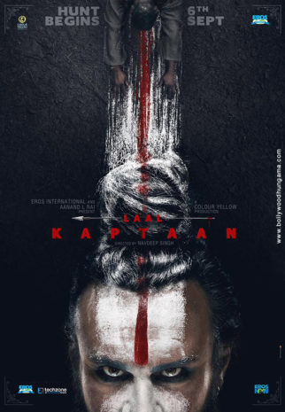 First Look Of Laal Kaptaan
