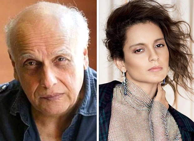 Mahesh Bhatt finally reacts to Kangana Ranaut's comments, says his upbringing does not allow him to point a finger at his children