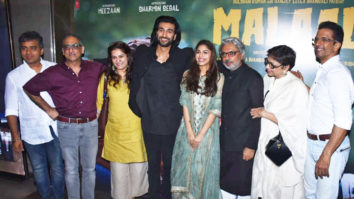 Malaal Trailer Launch Sanjay Leela Bhansali Bhushan Kumar Sharmin Segal Meezaan Part 1